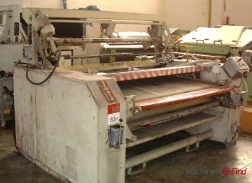 Roller Coating Machines - Gemata - Avanti 1800