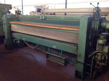 Ironing Through-Feed - Mercier-Frères - Finiflex N7