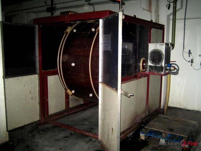 Trial & Laboratory drums - Olcina - Alfa Logic