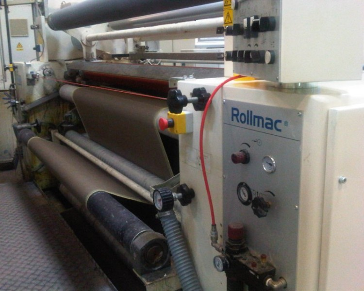 Foil / Bycast / Levacast systems - Rollmac - Starline RBS
