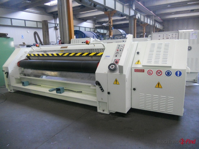 Sammying & Setting-out machines - Poletto - AC 3200