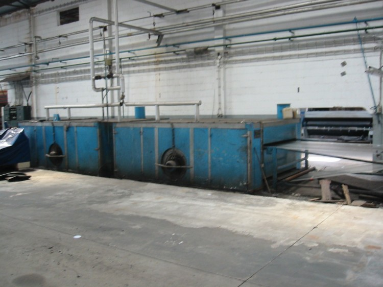 Drying tunnels - Oliver Batlle - Dryjet