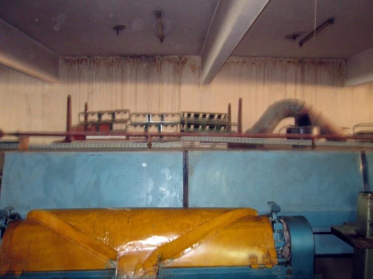 Spraying machines - Carlessi - Single cabin
