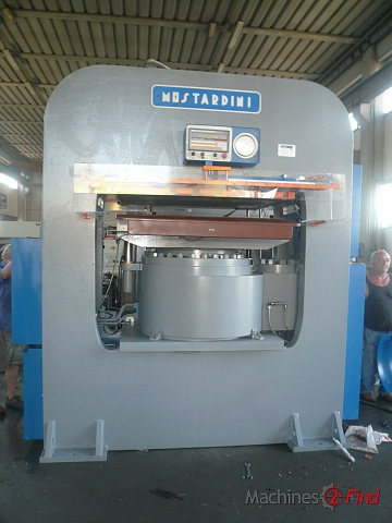 Presses, Ironing & Embossing - Mostardini - MP7SC