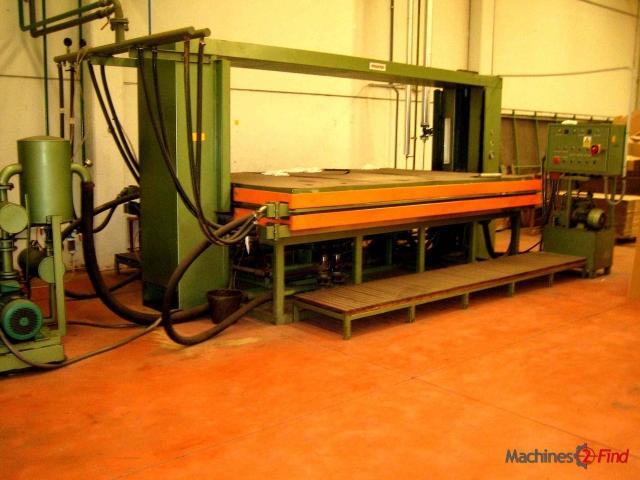 Vacuum driers - Incoma - TM4 4025