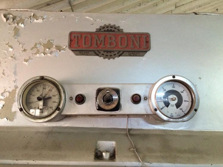 Presses, Ironing & Embossing - Tomboni - LED