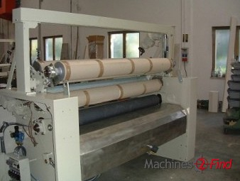 Roller coating machines - Gemata - Dipel synchro 3 roller