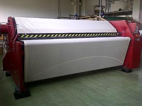 Stretching machines (WET) - Cartigliano - SSIM 3600
