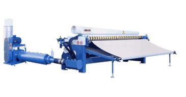 Dedusting machines - Bergi - Ariosa 2+1+1