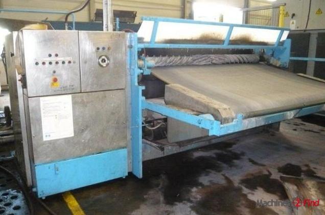 Sammying & Setting-out machines - Turner - Sibopress