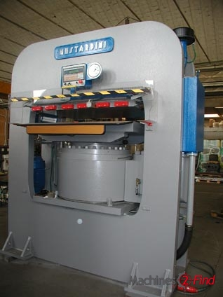 Presses, Ironing & Embossing - Mostardini - MP 6