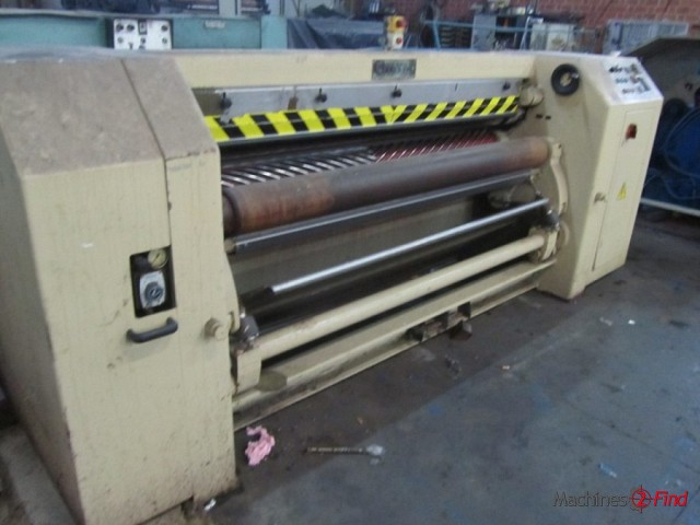 Setting-out machines - CM - RAL MR/21