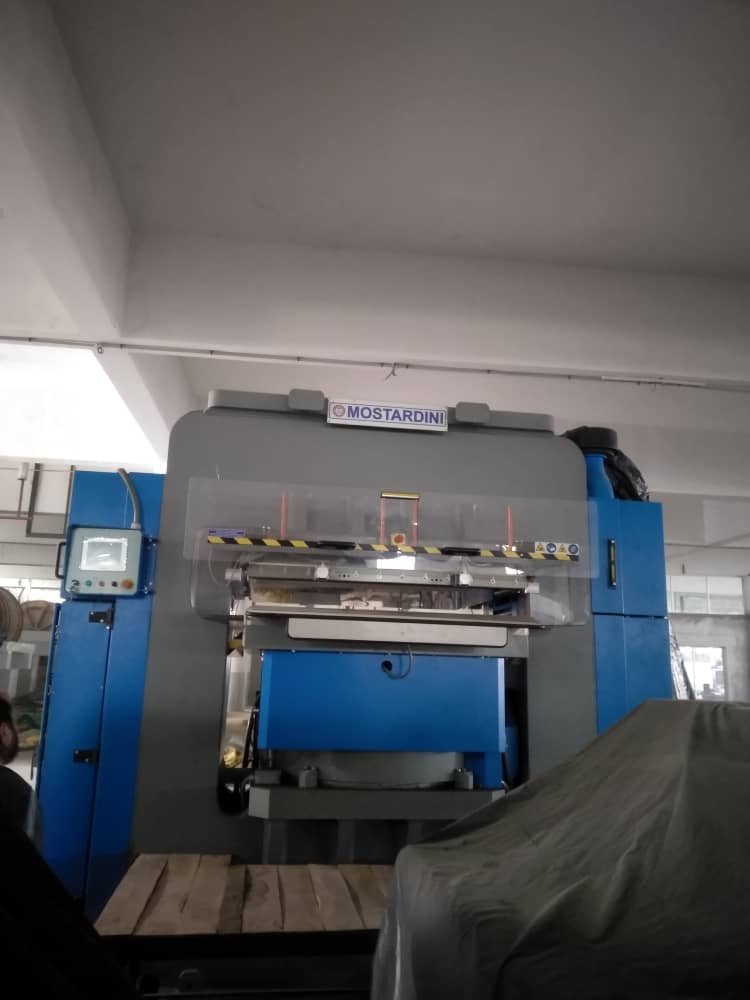 Presses, Ironing & Embossing - Mostardini - MP8MS