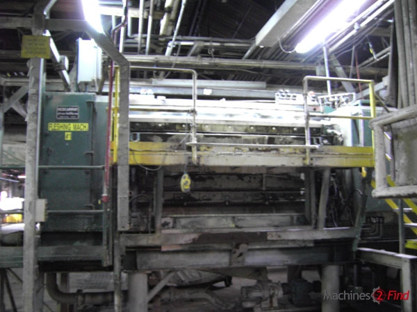 Through-feed Machines - Persico - SP-3100