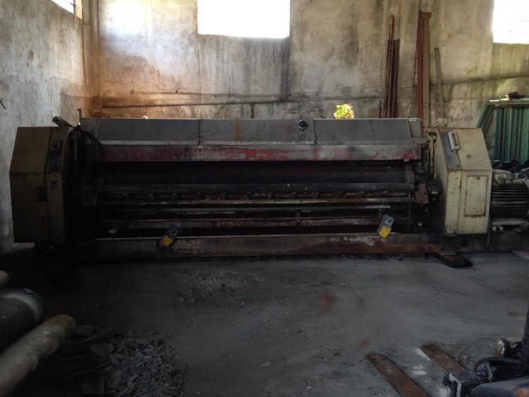 Fleshing machines - Svit - 07560 P1