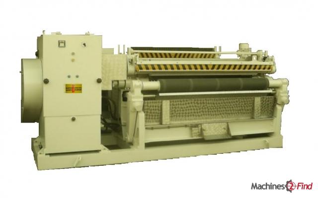 Fleshing machines - Özdersan - 1600