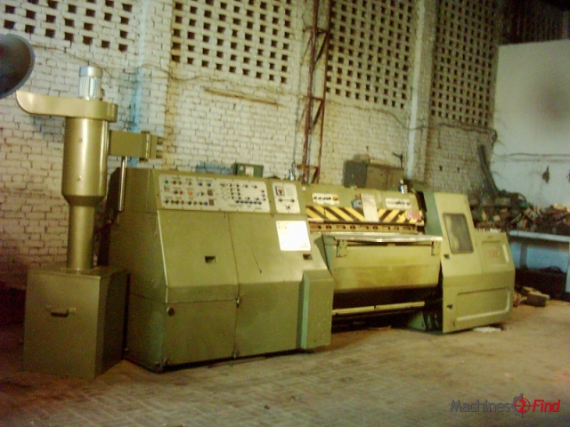 Splitting Machines - Rizzi - SR 2