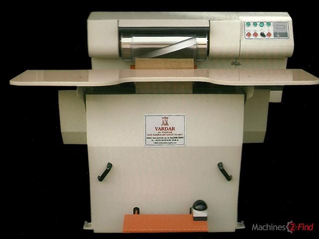 Ironing machines - VARDAR MAKINE - 2011-UR