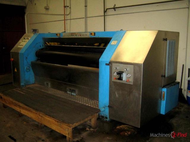 Sammying & Setting-out machines - Turini - SG 90