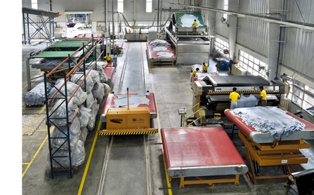Transport conveyors - Feltre - Transfer