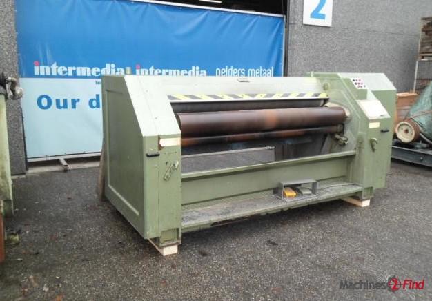 Sammying & Setting-out machines - RM - RA 2100