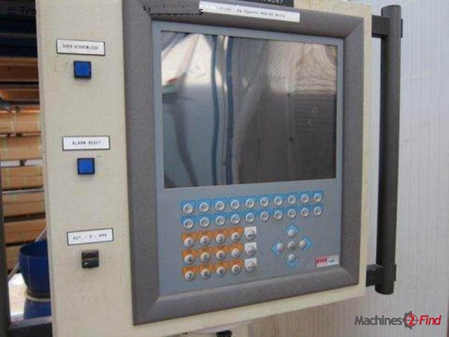 Toggling driers - Carlessi - EG34