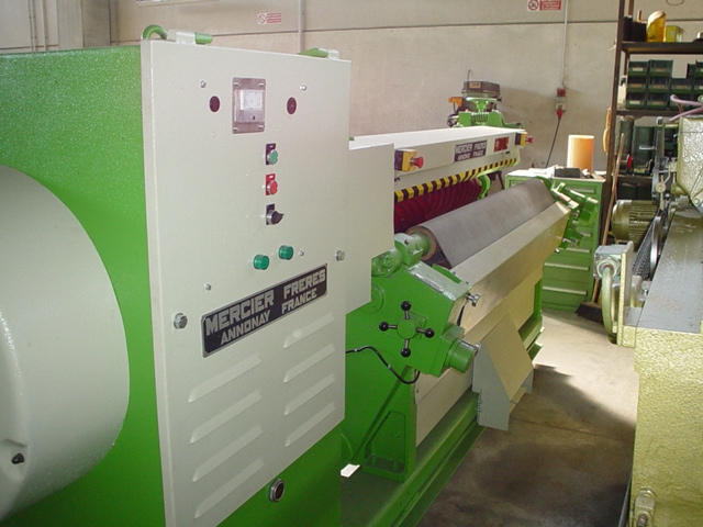 Rotary staking machines - Mercier-Frères - H2-77