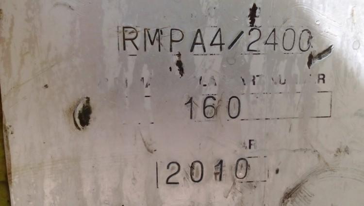Sammying & Setting-out machines - Rizzi - RMPA