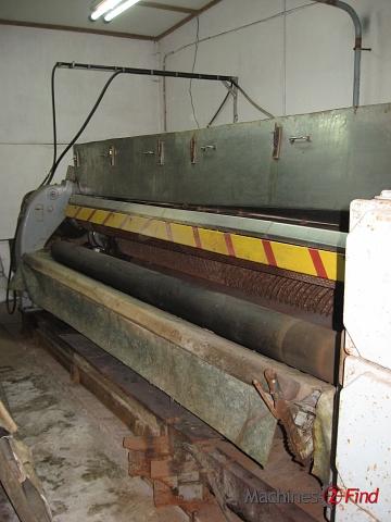 Fleshing machines - Svit - 7559