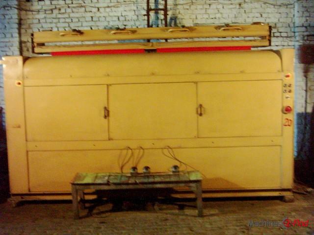 Vertical staking machines - Schödel - Ideal