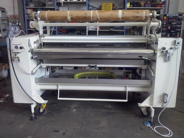 Roller Coating Machines - Gemata - Rotoplus 1800/3