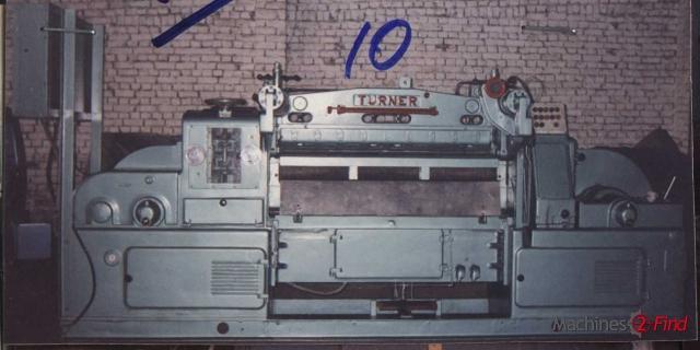 Splitting machines - Turner - 435