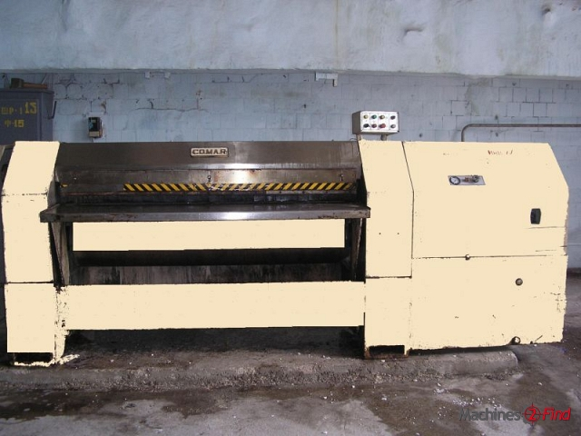 Sole leather rolling machines & Rollpress - CO.MA.R. - P-1700