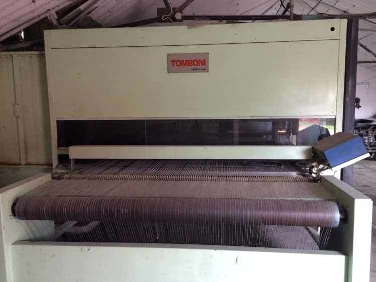 Spraying lines - Tomboni - LINEAR single cabin