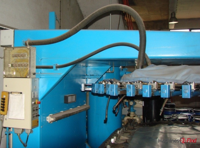 Toggling driers - Dynavac - 4000D/ HAT86