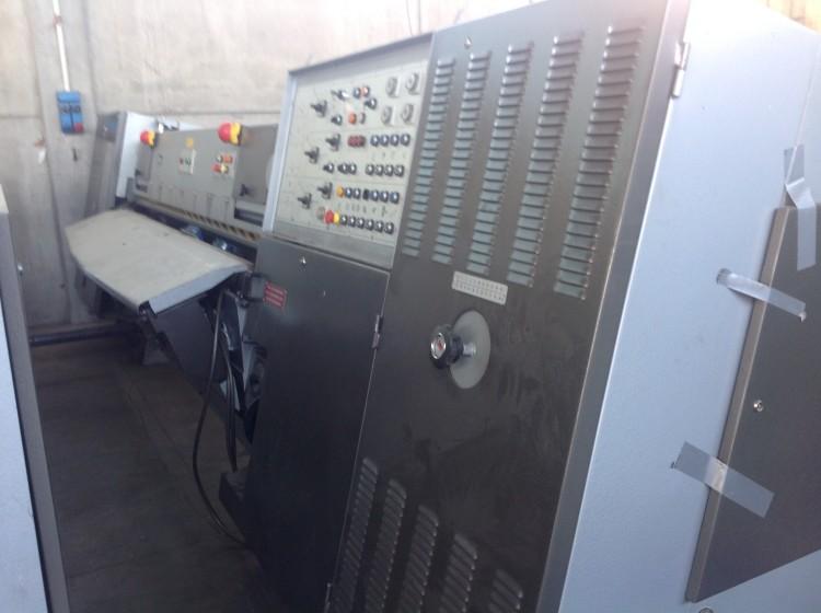 Splitting machines - Poletto - DA
