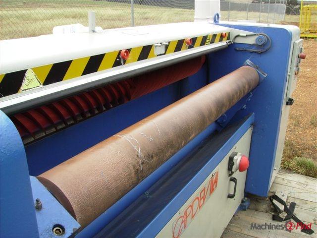 Fleshing machines - Capdevila - MCDA 130