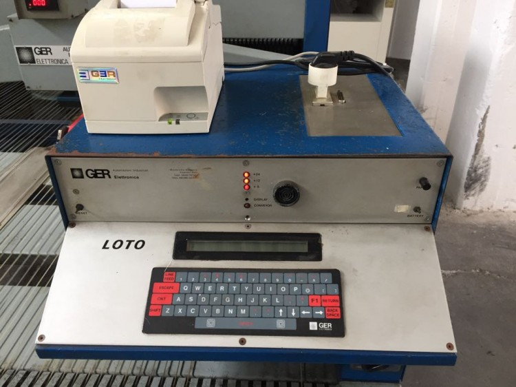 Surface - GER - Loto ST32