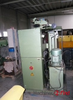 Vertical staking machines - Drees - Ideal