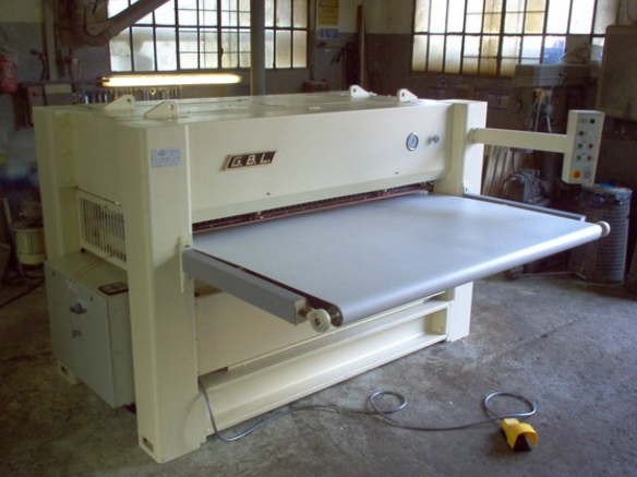 Rollpress (for sole/shoulder leather) - G.B.L. - A 2000 (automatic)