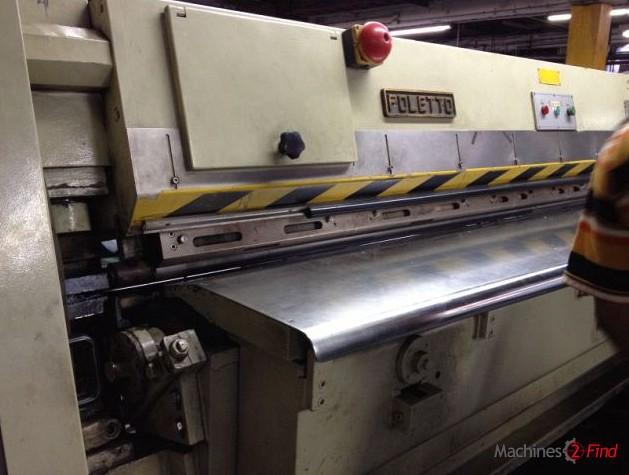 Splitting machines - Poletto - DA 3000