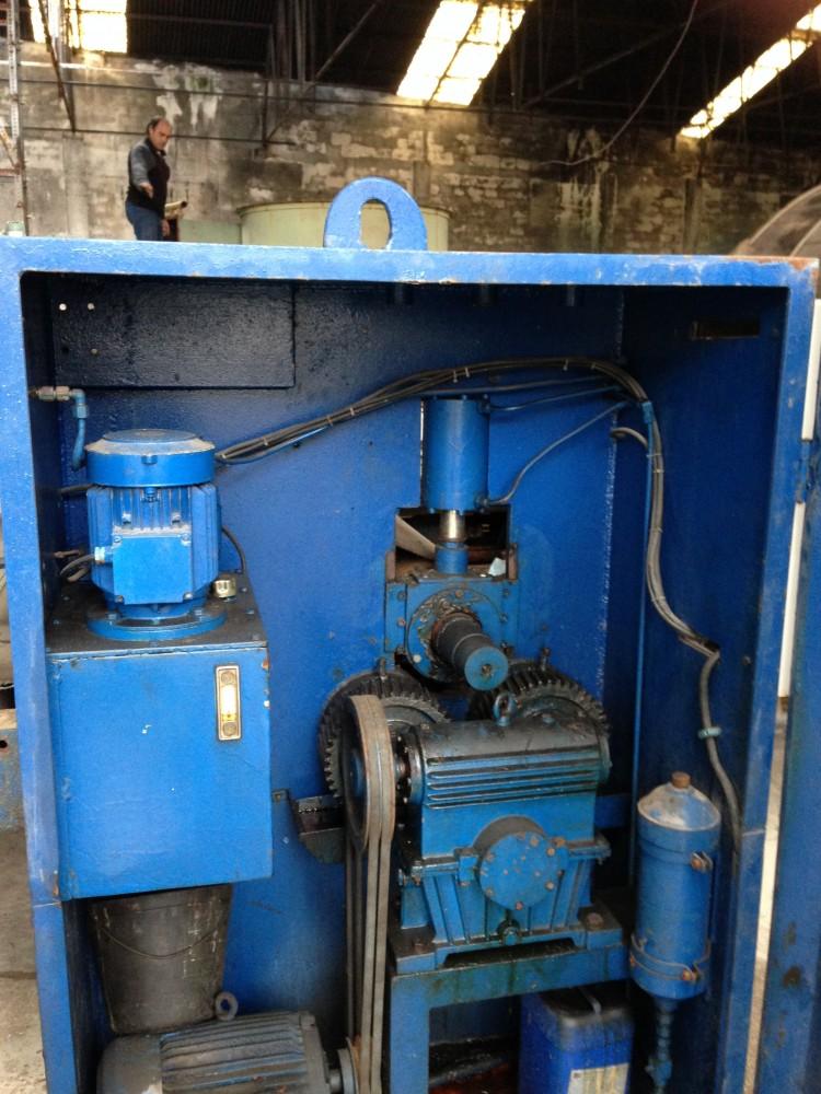 Sammying & Setting-out machines - 3P - Dualpress T/30