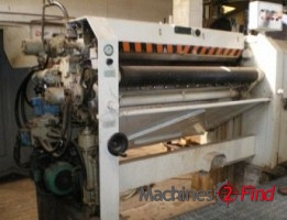 Fleshing machines - CM - SC/L 150