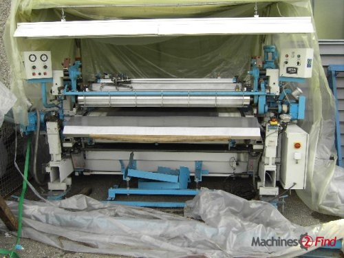 Roller coating machines - KELA - Leprinta Contra