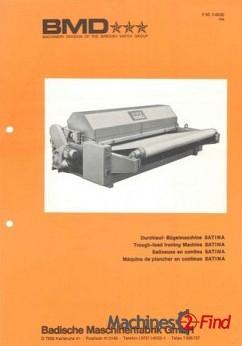 Ironing - BMD - Satina