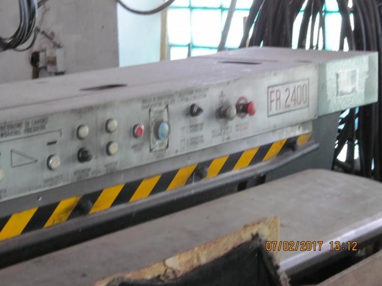 Polishing machines - Ficini - FR 2400