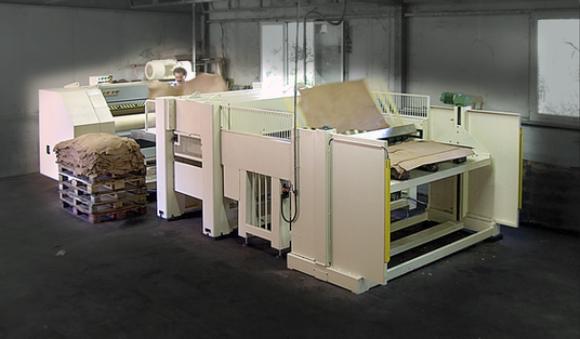 Setting-out machines - G.B.L. - B