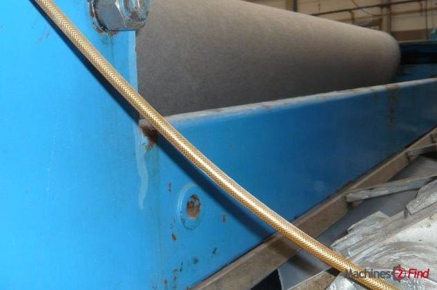 Sammying & Setting-out machines - 3P - Dualpress T/30 P