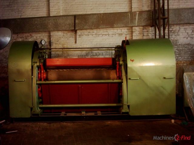 Sammying machines - Turner - 380