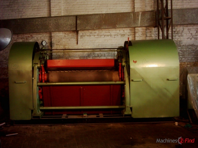 (roller) Sammying Machines Reverse - Turner - 380